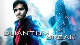 Мэддисон играет в Quantum Break: 2 полигона ЫЫЫ