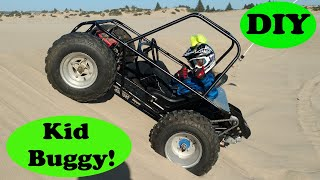 DIY Kid Buggy Build Part 1