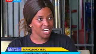 Afrika Mashariki full bulletin Mahojiano