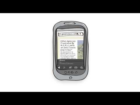 Video of Phone 2 Google Chrome™ browser