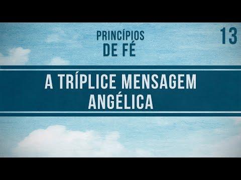 Tríplice mensagem angélica