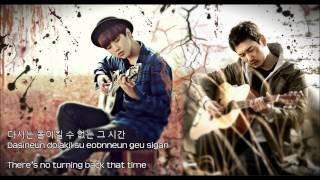 [HD] Sandeul (산들) [B1A4] - Because It Hurts (아파서) [English+Romanization+Hangul]