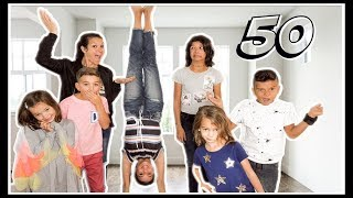 50 things you DIDN'T KNOW about the TOA Family!