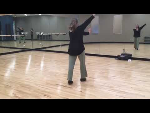 Adult Tap Dance - Boogie Shoes