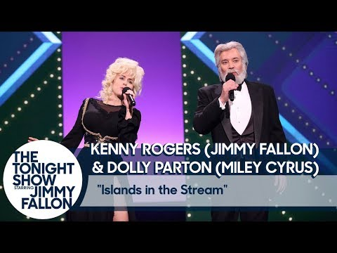 Islands in the Stream Kenny Rogers & Dolly Parton Cover [Feat. Miley Cyrus]