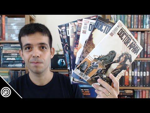 Resenha - STAR WARS: DOUTORA APHRA VOLUME 01 - Leitura #183