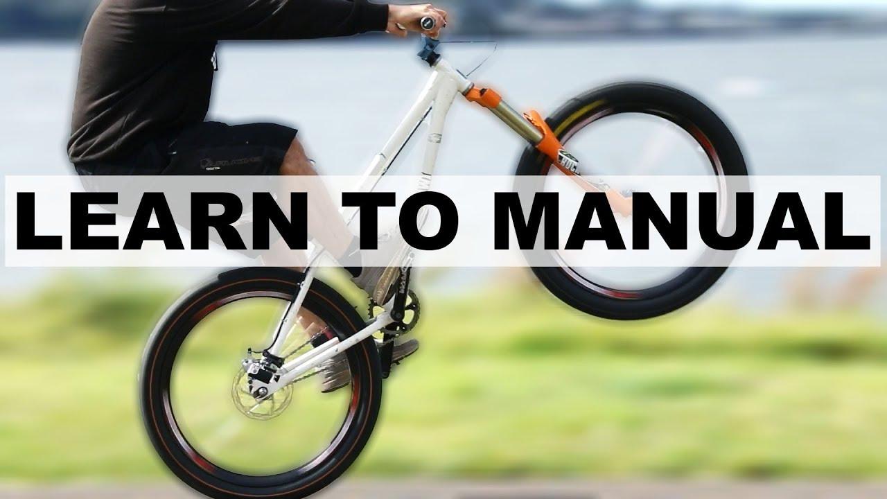 Come imparare a impennare con una bici senza pedalare