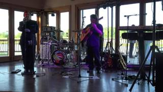 "2017-05-20 Hot As A Pepper covering Don Henley ""For My Wedding"" for a wedding ceremony"