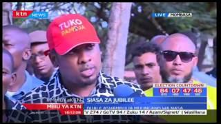 Mbiu ya KTN taarifa kamili sehemu ya kwanza: Usajili wa jeshi - 15/05/2017
