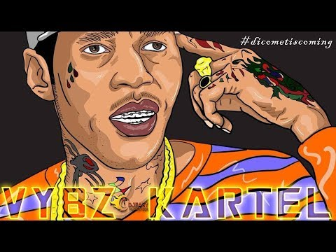 VYBZ KARTEL DANCEHALL MIX 2018 THE COMET IS COMING MIX BY DJEASY
