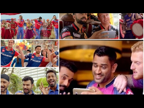 Jio Advertisement | Jio Ad IPL | Jio Ads of all IPL Teams | Wankhede singing for sachin