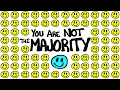Download Youtube: You Are Not The Majority
