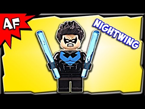 Vidéo LEGO DC Comics Super Heroes 30606 : Nightwing (Polybag)