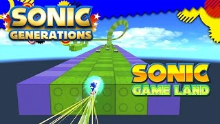 Download Sonic Generations Boom Shadow Game Land 2 0 Mod Mondays