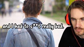 Reacting To Strangers Secrets