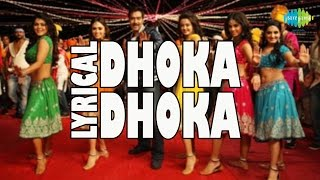 Lyrical: Dhoka Dhoka | Himmatwala | Hindi Video   - YouTube