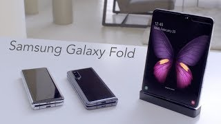 Samsung Galaxy Fold features