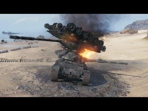 World of Tanks Epic Wins and Fails Ep214