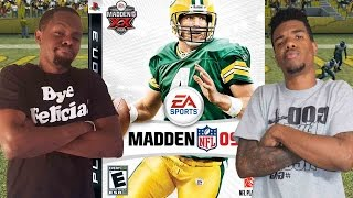 TRASH TALK GAME GOES DOWN TO THE WIRE!! - Madden 09   #ThrowbackThursday ft. Juice