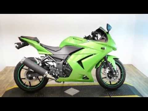 2012 Kawasaki Ninja® 250R in Wauconda, Illinois - Video 1