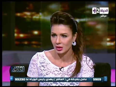 """نجلاء بدر لبرنامج """"مصر الجديدة"""": لو تزوجت سأتطلق بعد أسبوع"""