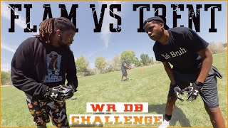 Trent vs Flam Face-Off In An IRL User Skills Challenge!