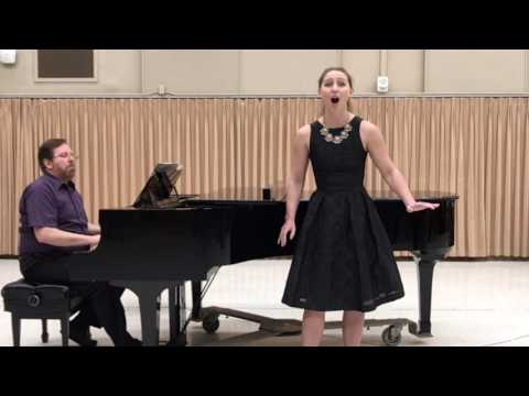 """Classical- """"Ah, Je veux vivre"""" Julliette's aria from Charles Gounod's """"Romeo et Julliette"""""""
