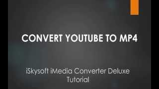 How to Convert YouTube Videos to MP4 on Mac OS X 10.11 - Video Tutorial