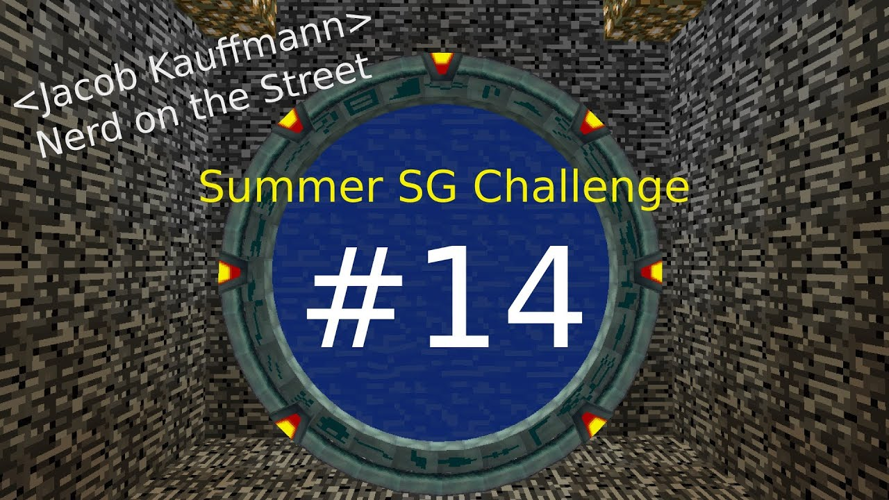 Episode 14 - Summer SG Challenge