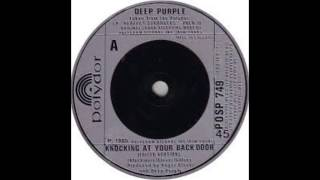 Knockin at your Back Door (in B)Backing Track Deep Purple