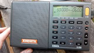 Langdraht Antenne für UKW