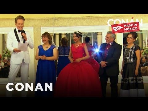 Conan v Mexiku #5: Quinceañera a mexická kuchyně