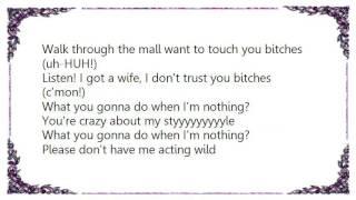 DMX - When I'm Nothing Lyrics