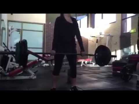 Solid Personal Best of 110kg - Hall Personal Training