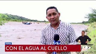 RESCATE EN AGUAS TURBULENTAS