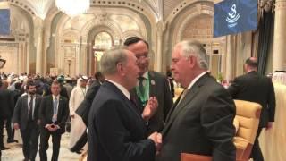 Нурсултан Назарбаев встретился с главами иностранных государств