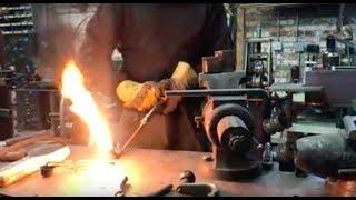 Torch bending steel 101 | Blacksmithing