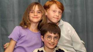 Harry Potter Through The Years: My Tribute