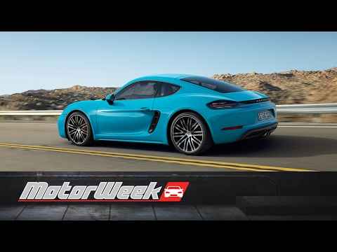 Road Test: 2017 Porsche 718 Cayman S - Transition of Power