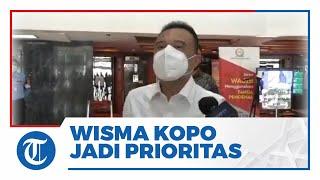 Wisma Kopo Diprioritaskan Jadi Tempat Isoman, Pimpinan DPR: Kalau Hotel untuk Berjaga-jaga
