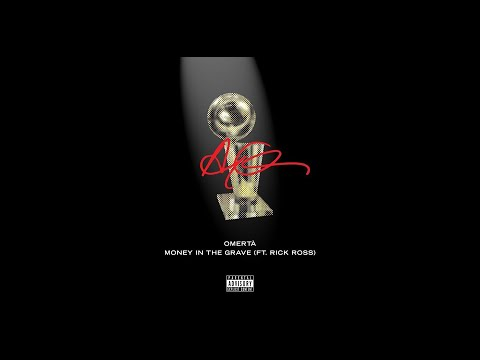 """Drake - """"Money In The Grave"""" ft. King Myers & Rick Ross"""