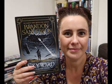 Skyward by Brandon Sanderson (Book Review)