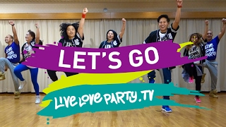 Let's Go by LIVELOVEPARTY.TV