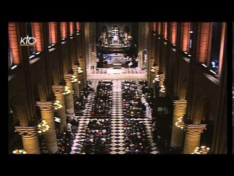 Messe de la Cène du Seigneur 2015 - Notre-Dame de Paris