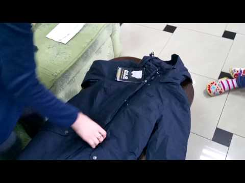 SALISBURY PLAINS 3 in 1 hardshell coat women   JACK WOLFSKIN