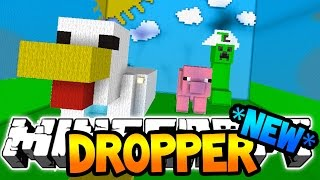 Minecraft *New* Dropper! w/Lachlan & Friends