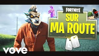 Black M   Sur Ma Route (Parodie Fortnite)