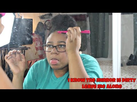 Watch Me Fail My Edges... Ft. Kiss Edge Fixer |StartingSomethingBeautiful