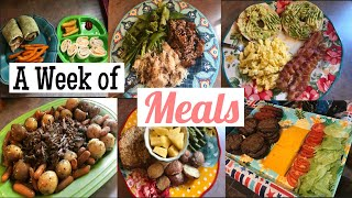 What's for Dinner?| Family Meal Ideas| #12