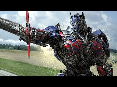 Transformers: Age of Extinction Clip 'It Was Me'